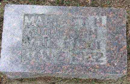 JOHNSON, MARGRET H. - Minnehaha County, South Dakota | MARGRET H. JOHNSON - South Dakota Gravestone Photos