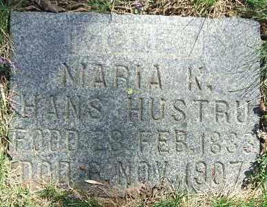 JOHNSON, MARIA K. - Minnehaha County, South Dakota | MARIA K. JOHNSON - South Dakota Gravestone Photos