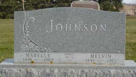 JOHNSON, MABELLE - Minnehaha County, South Dakota | MABELLE JOHNSON - South Dakota Gravestone Photos