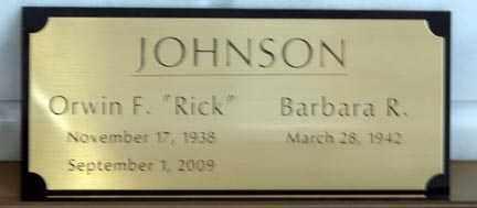 JOHNSON, BARBARA R. - Minnehaha County, South Dakota | BARBARA R. JOHNSON - South Dakota Gravestone Photos