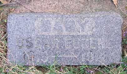 JOHNSON, OSCAR EUGENE - Minnehaha County, South Dakota   OSCAR EUGENE JOHNSON - South Dakota Gravestone Photos