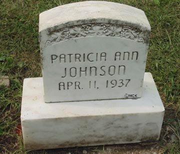 JOHNSON, PATRICIA ANN - Minnehaha County, South Dakota | PATRICIA ANN JOHNSON - South Dakota Gravestone Photos