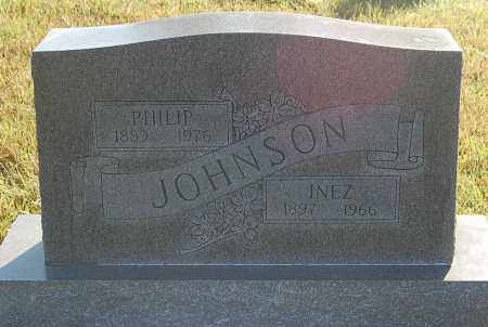 JOHNSON, PHILIP - Minnehaha County, South Dakota | PHILIP JOHNSON - South Dakota Gravestone Photos