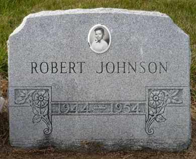 JOHNSON, ROBERT - Minnehaha County, South Dakota | ROBERT JOHNSON - South Dakota Gravestone Photos