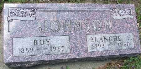 JOHNSON, ROY - Minnehaha County, South Dakota | ROY JOHNSON - South Dakota Gravestone Photos