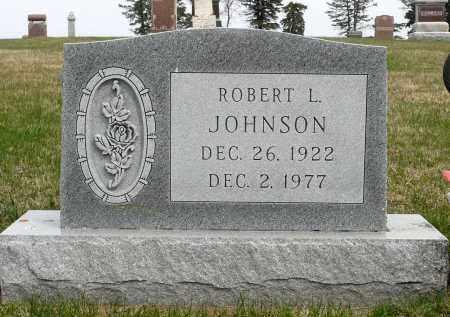 JOHNSON, ROBERT LEE - Minnehaha County, South Dakota | ROBERT LEE JOHNSON - South Dakota Gravestone Photos
