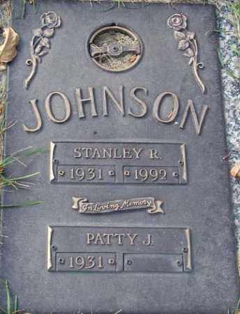 JOHNSON, PATTY J. - Minnehaha County, South Dakota | PATTY J. JOHNSON - South Dakota Gravestone Photos
