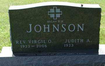 JOHNSON, JUDITH A. - Minnehaha County, South Dakota | JUDITH A. JOHNSON - South Dakota Gravestone Photos