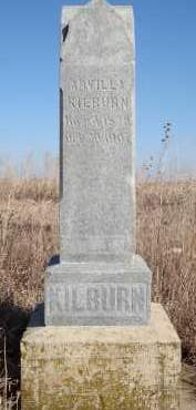 KILBURN, ARVILLA - Minnehaha County, South Dakota | ARVILLA KILBURN - South Dakota Gravestone Photos