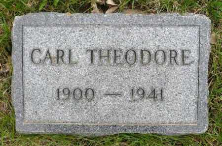 KIRKEBY, CARL THEODORE - Minnehaha County, South Dakota | CARL THEODORE KIRKEBY - South Dakota Gravestone Photos