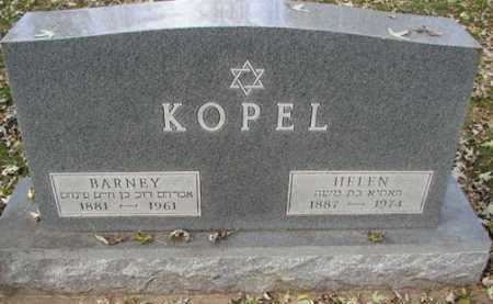 KOPEL, HELEN - Minnehaha County, South Dakota   HELEN KOPEL - South Dakota Gravestone Photos