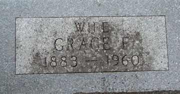 KREISER, GRACE F. - Minnehaha County, South Dakota | GRACE F. KREISER - South Dakota Gravestone Photos
