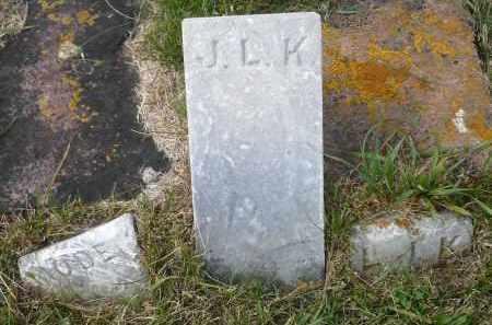 KROGSTAD, JOHN LARSEN - Minnehaha County, South Dakota | JOHN LARSEN KROGSTAD - South Dakota Gravestone Photos