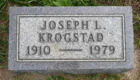 KROGSTAD, JOSEPH L. - Minnehaha County, South Dakota | JOSEPH L. KROGSTAD - South Dakota Gravestone Photos