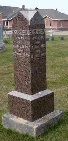KROGSTAD, HANS P. - Minnehaha County, South Dakota   HANS P. KROGSTAD - South Dakota Gravestone Photos