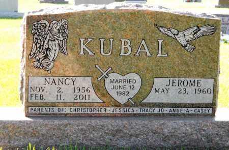 KUBAL, NANCY - Minnehaha County, South Dakota | NANCY KUBAL - South Dakota Gravestone Photos