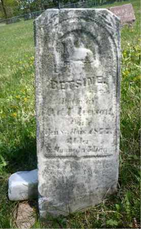 LARSON, BETSINE - Minnehaha County, South Dakota | BETSINE LARSON - South Dakota Gravestone Photos