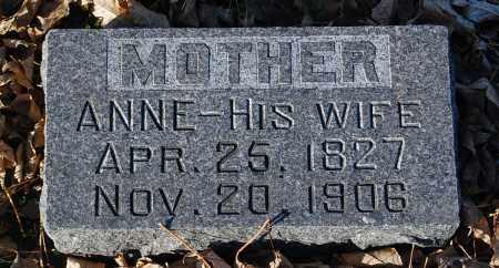LEE, ANNE - Minnehaha County, South Dakota | ANNE LEE - South Dakota Gravestone Photos