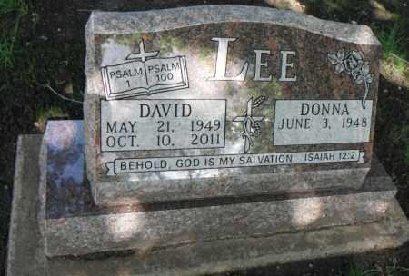 LEE, DAVID DALE - Minnehaha County, South Dakota   DAVID DALE LEE - South Dakota Gravestone Photos