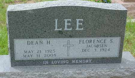 LEE, DEAN H. - Minnehaha County, South Dakota | DEAN H. LEE - South Dakota Gravestone Photos