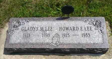LEE, GLADYS M. - Minnehaha County, South Dakota | GLADYS M. LEE - South Dakota Gravestone Photos