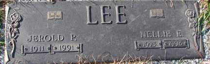LEE, JEROLD P. - Minnehaha County, South Dakota | JEROLD P. LEE - South Dakota Gravestone Photos