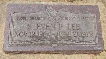 LEE, STEVEN P. - Minnehaha County, South Dakota   STEVEN P. LEE - South Dakota Gravestone Photos