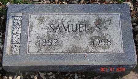 MARGULIES, SAMUEL S. - Minnehaha County, South Dakota   SAMUEL S. MARGULIES - South Dakota Gravestone Photos