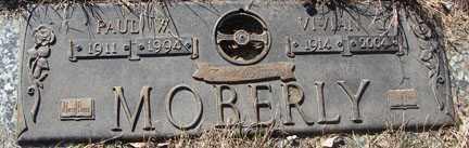 GURNEY MOBERLY, VIVIAN - Minnehaha County, South Dakota | VIVIAN GURNEY MOBERLY - South Dakota Gravestone Photos