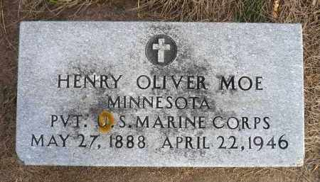 MOE, HENRY OLIVER - Minnehaha County, South Dakota | HENRY OLIVER MOE - South Dakota Gravestone Photos
