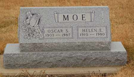 MOE, HELEN E. - Minnehaha County, South Dakota | HELEN E. MOE - South Dakota Gravestone Photos