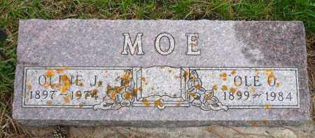MOE, OLE O. - Minnehaha County, South Dakota | OLE O. MOE - South Dakota Gravestone Photos