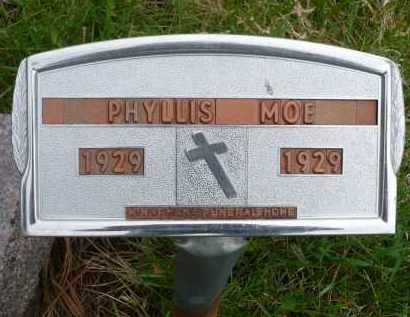 MOE, PHYLLIS - Minnehaha County, South Dakota | PHYLLIS MOE - South Dakota Gravestone Photos