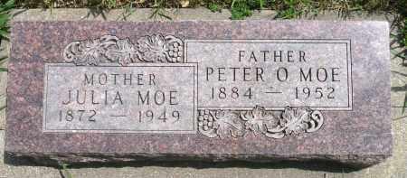 MOE, PETER O. - Minnehaha County, South Dakota | PETER O. MOE - South Dakota Gravestone Photos