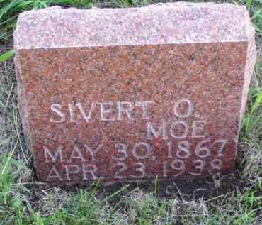 MOE, SIVERT O. - Minnehaha County, South Dakota | SIVERT O. MOE - South Dakota Gravestone Photos