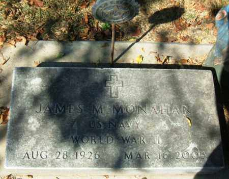 MONAHAN, JAMES M. - Minnehaha County, South Dakota | JAMES M. MONAHAN - South Dakota Gravestone Photos