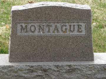 MONTAGUE, FAMILY MARKER - Minnehaha County, South Dakota | FAMILY MARKER MONTAGUE - South Dakota Gravestone Photos