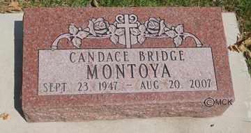 MONTOYA, CANDACE - Minnehaha County, South Dakota | CANDACE MONTOYA - South Dakota Gravestone Photos