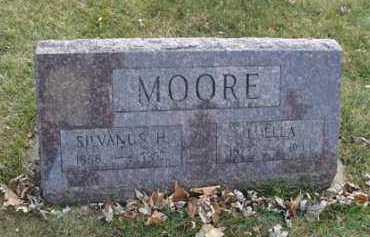 MOORE, LUELLA - Minnehaha County, South Dakota   LUELLA MOORE - South Dakota Gravestone Photos