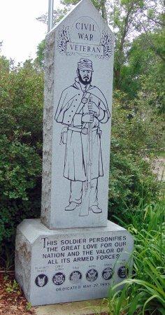 *MOUNT PLEASANT, CIVIL WAR MONUMENT - Minnehaha County, South Dakota | CIVIL WAR MONUMENT *MOUNT PLEASANT - South Dakota Gravestone Photos