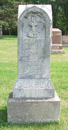 MUNSON, ANDERS - Minnehaha County, South Dakota | ANDERS MUNSON - South Dakota Gravestone Photos