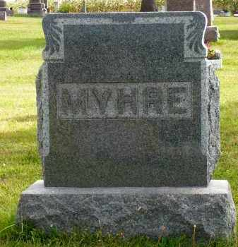 MYHRE, JOE JOHNSON - Minnehaha County, South Dakota | JOE JOHNSON MYHRE - South Dakota Gravestone Photos