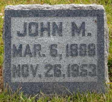 MYHRE, JOHN M. - Minnehaha County, South Dakota | JOHN M. MYHRE - South Dakota Gravestone Photos