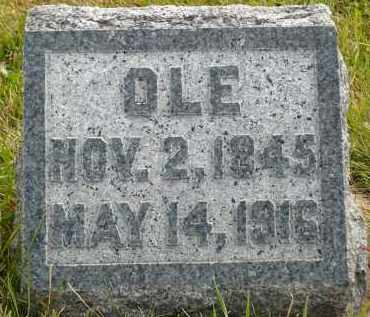MYHRE, OLE - Minnehaha County, South Dakota | OLE MYHRE - South Dakota Gravestone Photos