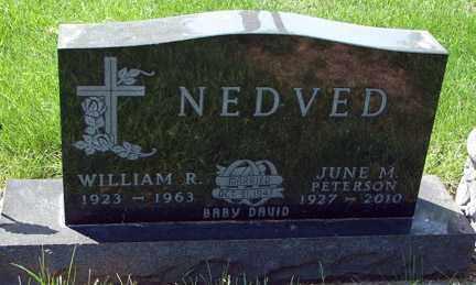 NEDVED, JUNE M. - Minnehaha County, South Dakota | JUNE M. NEDVED - South Dakota Gravestone Photos