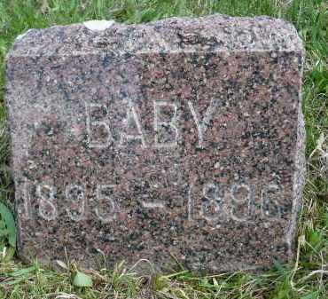 NELSON, BABY - Minnehaha County, South Dakota   BABY NELSON - South Dakota Gravestone Photos