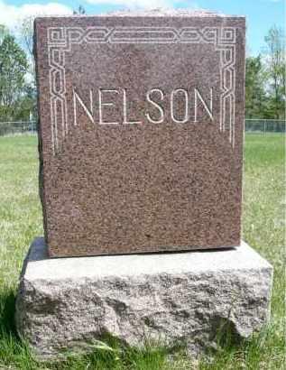 NELSON, FAMILY MARKER - Minnehaha County, South Dakota | FAMILY MARKER NELSON - South Dakota Gravestone Photos