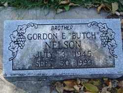NELSON, GORDON E. - Minnehaha County, South Dakota   GORDON E. NELSON - South Dakota Gravestone Photos