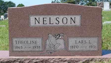 NELSON, THEOLINE - Minnehaha County, South Dakota | THEOLINE NELSON - South Dakota Gravestone Photos