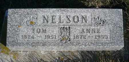 NELSON, TOM - Minnehaha County, South Dakota | TOM NELSON - South Dakota Gravestone Photos